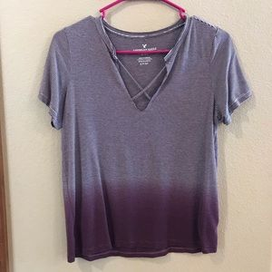 American Eagle Short Sleeve T